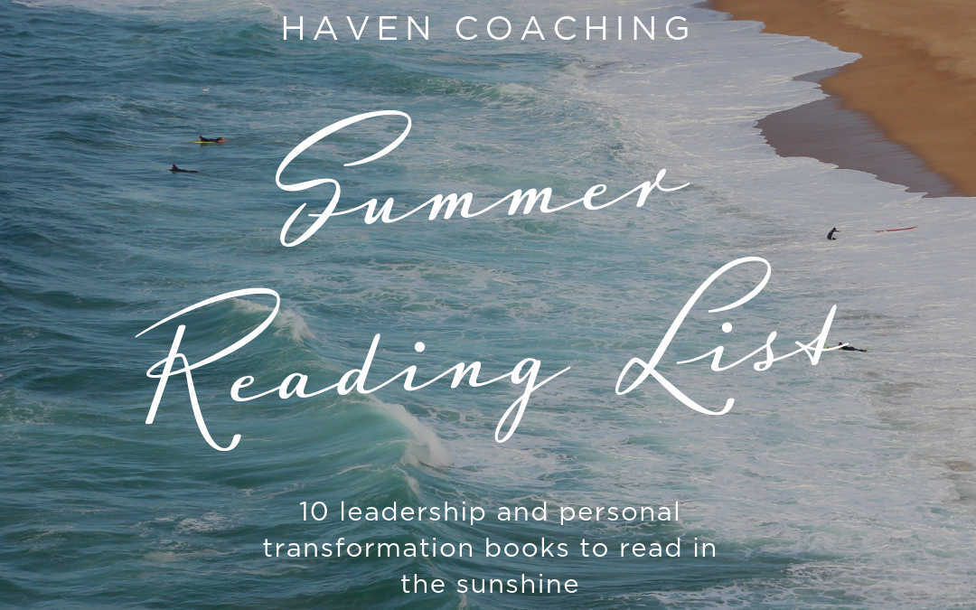 Summer round-up: 10 transformational books to read in the sunshine
