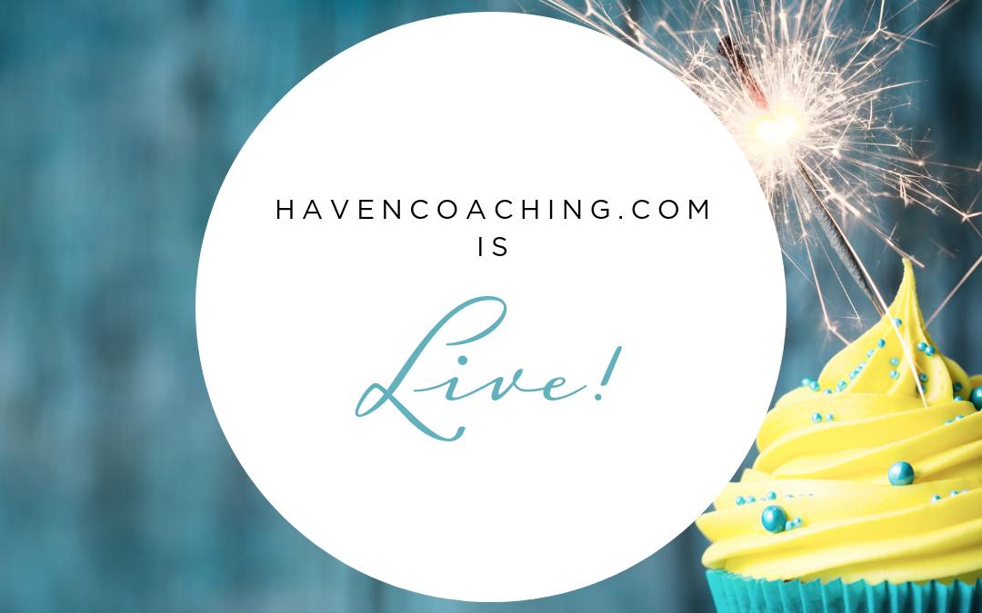 Haven coaching announces its new website launch