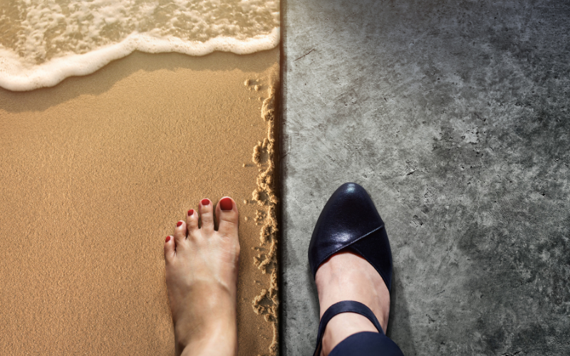 It's time to do away with work-life balance